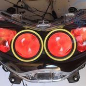 Yamaha NMAX Custom Headlamp Projector Projie Mazda CX5 Model BEDA GAN