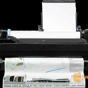 Plotter HP Designejt T120 24 Inch ePrinter, Plotter Untuk Technical Printing