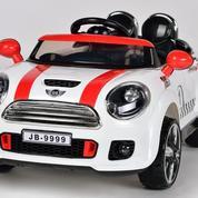 Mobil Mainan Aki Pliko PK2858N