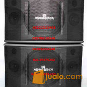 "speaker karaoke rumahan 12"" 550watt"