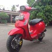 Vespa Matic Piaggio Type Sprint 150 (2016)