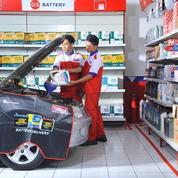 Battery Mobil Shop And Drive Kenten