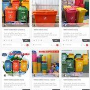 Baerbagai Macam Tong Sampah Kami Produksi