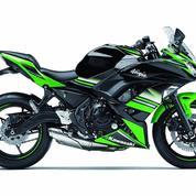Motor Yamah R15 Hijau