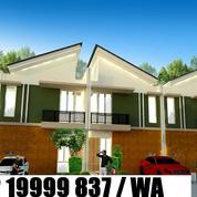 Rumah 2 Lantai Akses Strategis Dekat Tol Alam Sutera Pondok Aren Bintaro