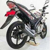 Yamaha Vixion 150 Warna Putih Tahun 2012