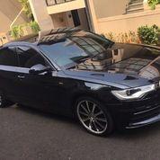 2012 Audi A6 2.8 FSI S-Line Black