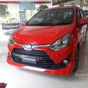 Toyota AGYA G MT 1.0 Bali