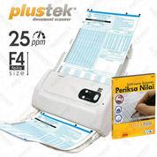PLUSTEK SCANNER PERIKSA NILAI LJK PS283 - 25 PP / 4/FOLI / EGA / IMPLEX