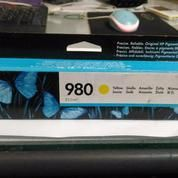 Tinta Hp 980 Yellow Original Ink Cartridge