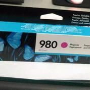 Tinta Hp 980 Magenta Original Ink Cartridge