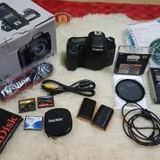 Canon EOS 7D Lens 15-85mm