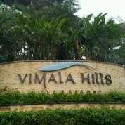 Vimala Hills 3BR, Vila Exclusive Agung Podomoro Land