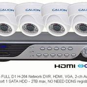 CCTV 4CH Lengkap