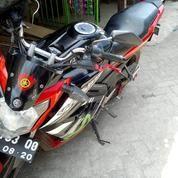 Motor Vixion Blan 8 Tahun 2015