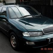 Mobil Timor 97 (Karbu/Pribadi) Hijau Metalik