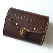 Tas Sadel Sepeda Merk Phoenix 14cm X 6cm X 9cm Onthel BMX London Taxi Dll