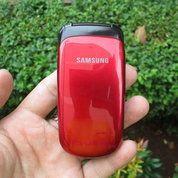 Samsung E1150 Flip Seken GSM Single SIM Mulus