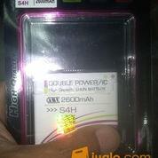 baterai advan s4h double power 2600mah advan gaia mini