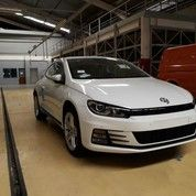 Dp All New Volkswagen Scireocco TSI @VW Kemayoran