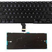 Keyboard APPLE A1369 Backlite Black