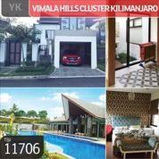 Villa Vimala Hills Cluster Kilimanjaro, Puncak Bogor, Jawa Barat, 1 Lt, 9x30, PPJB