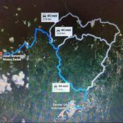 Tanah 100 Hektar Samarinda Utara