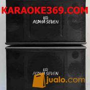 "speaker karaoke 10"" 3way apha seven"