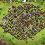 COC TH 10 BONUS CR