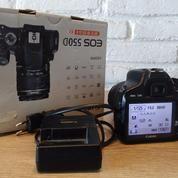 Kamera 550d Canon BU