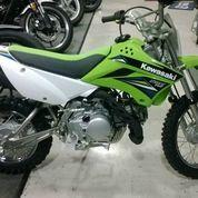 Motor Trail Kawasaki Klx 50cc