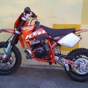 Trail Spesial Engine 50cc 2tak