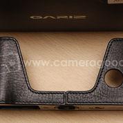 Gariz Leather Half Case For Fujifilm Xpro2 - Black & Br