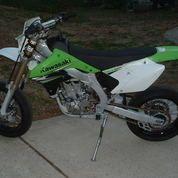 MOTOR Trail Kawasaki Klx110cc