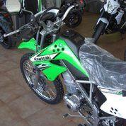 MOTOR Trail Kawasaki Klx 150 CC