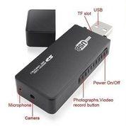 Kamera Spycam Pengintai Flashdisk U9 HD