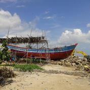 Kapal Ikan Kayu 120 GT