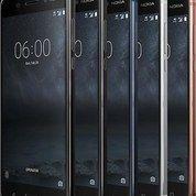 Nokia 6 RAM 4GB ROM 32GB GARANSI DISTRIBUTOR