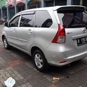 Daihatsu Xenia R Delux 1.3 Airbag 2013 Silver Met Dp Min 13jt