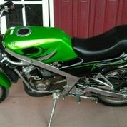 Kawasaki Ninja 150 Hijau