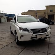 Lexus Rx270 2012 Putih