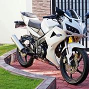 Motor Sport Minerva Putih Elegan Mulus Tahun 2011 Tangan Pertama