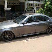 BMW M530I BUILDUP