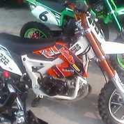 Motor Mini Trail Super Gagah