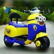 Motor Anak Pake Aki Remot