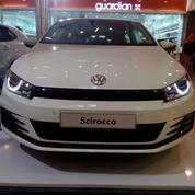 All New Volkswagen Scirocco GP