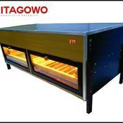 Penetas Telur Elektrik Full Otomatis AT-100