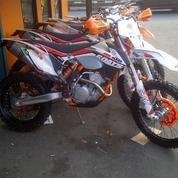 Motor Trail Ktm 250 Excf 6 Days Th 2014