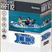 Perahu Hydro Force Raft X2 Muat 2 Orang Haga Murah