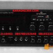 amplifier karaoke crimson ka 913